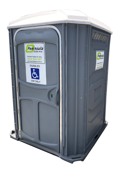 Peninsula Toilet Hire Disabled Toilet